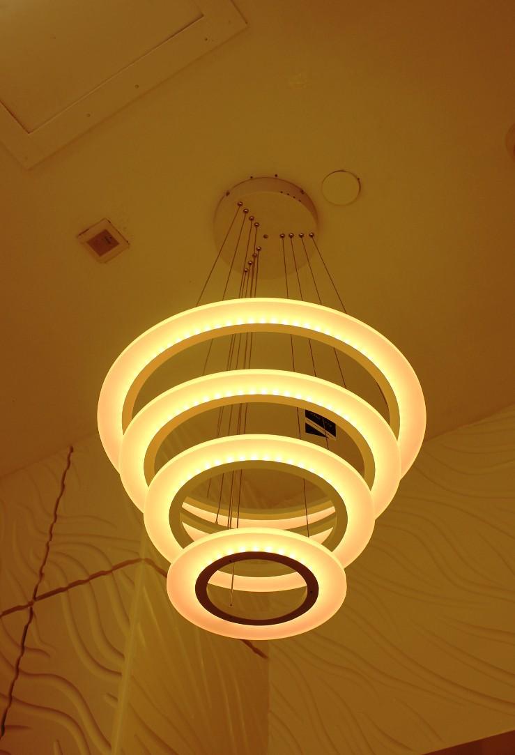 Кольцевой светильник своими руками 56