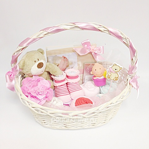 Подарок для новорожденного из одежды 93
