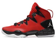 Кроссовки Mужские Nike Jordan 28 SE Red Black