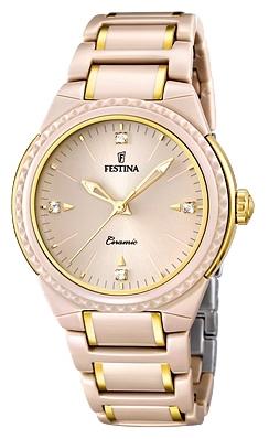 Festina F16698.3 - женские наручные часы из коллекции CeramicFestina<br><br><br>Бренд: Festina<br>Модель: Festina F16698/3<br>Артикул: F16698.3<br>Вариант артикула: None<br>Коллекция: Ceramic<br>Подколлекция: None<br>Страна: Испания<br>Пол: женские<br>Тип механизма: кварцевые<br>Механизм: M2035<br>Количество камней: None<br>Автоподзавод: None<br>Источник энергии: от батарейки<br>Срок службы элемента питания: None<br>Дисплей: стрелки<br>Цифры: отсутствуют<br>Водозащита: WR 50<br>Противоударные: None<br>Материал корпуса: нерж. сталь + керамика, PVD покрытие (частичное)<br>Материал браслета: нерж. сталь + керамика, PVD покрытие (частичное)<br>Материал безеля: None<br>Стекло: минеральное<br>Антибликовое покрытие: None<br>Цвет корпуса: None<br>Цвет браслета: None<br>Цвет циферблата: None<br>Цвет безеля: None<br>Размеры: 38 мм<br>Диаметр: None<br>Диаметр корпуса: None<br>Толщина: None<br>Ширина ремешка: None<br>Вес: None<br>Спорт-функции: None<br>Подсветка: стрелок<br>Вставка: None<br>Отображение даты: None<br>Хронограф: None<br>Таймер: None<br>Термометр: None<br>Хронометр: None<br>GPS: None<br>Радиосинхронизация: None<br>Барометр: None<br>Скелетон: None<br>Дополнительная информация: None<br>Дополнительные функции: None