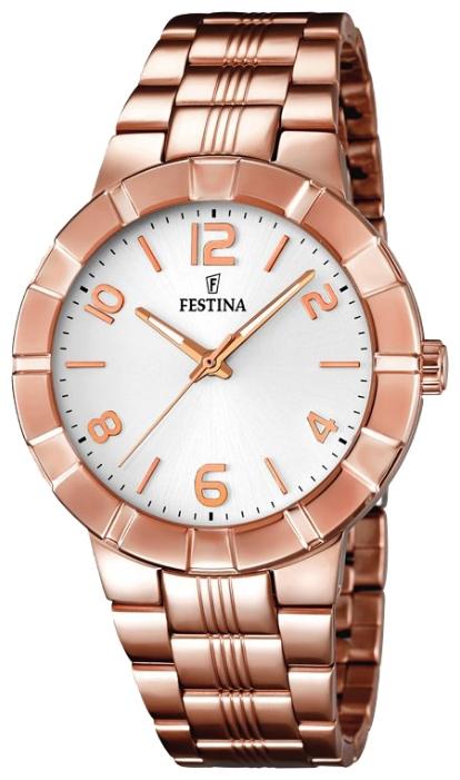Festina F16714.1 - женские наручные часы из коллекции ClassicFestina<br><br><br>Бренд: Festina<br>Модель: Festina F16714/1<br>Артикул: F16714.1<br>Вариант артикула: None<br>Коллекция: Classic<br>Подколлекция: None<br>Страна: Испания<br>Пол: женские<br>Тип механизма: кварцевые<br>Механизм: M2035<br>Количество камней: None<br>Автоподзавод: None<br>Источник энергии: от батарейки<br>Срок службы элемента питания: None<br>Дисплей: стрелки<br>Цифры: арабские<br>Водозащита: WR 50<br>Противоударные: None<br>Материал корпуса: нерж. сталь, PVD покрытие (полное)<br>Материал браслета: нерж. сталь, PVD покрытие (полное)<br>Материал безеля: None<br>Стекло: минеральное<br>Антибликовое покрытие: None<br>Цвет корпуса: None<br>Цвет браслета: None<br>Цвет циферблата: None<br>Цвет безеля: None<br>Размеры: 36.3 мм<br>Диаметр: None<br>Диаметр корпуса: None<br>Толщина: None<br>Ширина ремешка: None<br>Вес: None<br>Спорт-функции: None<br>Подсветка: стрелок<br>Вставка: None<br>Отображение даты: None<br>Хронограф: None<br>Таймер: None<br>Термометр: None<br>Хронометр: None<br>GPS: None<br>Радиосинхронизация: None<br>Барометр: None<br>Скелетон: None<br>Дополнительная информация: None<br>Дополнительные функции: None