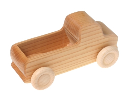 Вальдорфская игрушка - машина