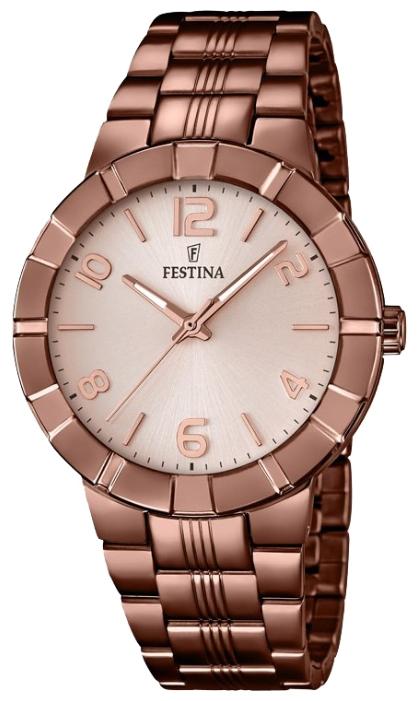 Festina F16715.1 - женские наручные часы из коллекции ClassicFestina<br><br><br>Бренд: Festina<br>Модель: Festina F16715/1<br>Артикул: F16715.1<br>Вариант артикула: None<br>Коллекция: Classic<br>Подколлекция: None<br>Страна: Испания<br>Пол: женские<br>Тип механизма: кварцевые<br>Механизм: None<br>Количество камней: None<br>Автоподзавод: None<br>Источник энергии: от батарейки<br>Срок службы элемента питания: None<br>Дисплей: стрелки<br>Цифры: арабские<br>Водозащита: WR 50<br>Противоударные: None<br>Материал корпуса: нерж. сталь, PVD покрытие (полное)<br>Материал браслета: нерж. сталь, PVD покрытие (полное)<br>Материал безеля: None<br>Стекло: минеральное<br>Антибликовое покрытие: None<br>Цвет корпуса: None<br>Цвет браслета: None<br>Цвет циферблата: None<br>Цвет безеля: None<br>Размеры: 36.3 мм<br>Диаметр: None<br>Диаметр корпуса: None<br>Толщина: None<br>Ширина ремешка: None<br>Вес: None<br>Спорт-функции: None<br>Подсветка: стрелок<br>Вставка: None<br>Отображение даты: None<br>Хронограф: None<br>Таймер: None<br>Термометр: None<br>Хронометр: None<br>GPS: None<br>Радиосинхронизация: None<br>Барометр: None<br>Скелетон: None<br>Дополнительная информация: None<br>Дополнительные функции: None