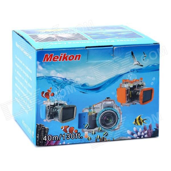Аквабокс meikon разработанный для цифрового фотоаппарат nikon p7100