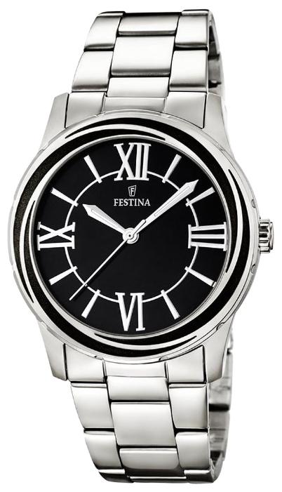 Festina F16722.2 - женские наручные часы из коллекции MademoiselleFestina<br><br><br>Бренд: Festina<br>Модель: Festina F16722/2<br>Артикул: F16722.2<br>Вариант артикула: None<br>Коллекция: Mademoiselle<br>Подколлекция: None<br>Страна: Испания<br>Пол: женские<br>Тип механизма: кварцевые<br>Механизм: M2035<br>Количество камней: None<br>Автоподзавод: None<br>Источник энергии: от батарейки<br>Срок службы элемента питания: None<br>Дисплей: стрелки<br>Цифры: римские<br>Водозащита: WR 50<br>Противоударные: None<br>Материал корпуса: нерж. сталь<br>Материал браслета: нерж. сталь<br>Материал безеля: None<br>Стекло: минеральное<br>Антибликовое покрытие: None<br>Цвет корпуса: None<br>Цвет браслета: None<br>Цвет циферблата: None<br>Цвет безеля: None<br>Размеры: 36.2x9 мм<br>Диаметр: None<br>Диаметр корпуса: None<br>Толщина: None<br>Ширина ремешка: None<br>Вес: None<br>Спорт-функции: None<br>Подсветка: стрелок<br>Вставка: None<br>Отображение даты: None<br>Хронограф: None<br>Таймер: None<br>Термометр: None<br>Хронометр: None<br>GPS: None<br>Радиосинхронизация: None<br>Барометр: None<br>Скелетон: None<br>Дополнительная информация: None<br>Дополнительные функции: None