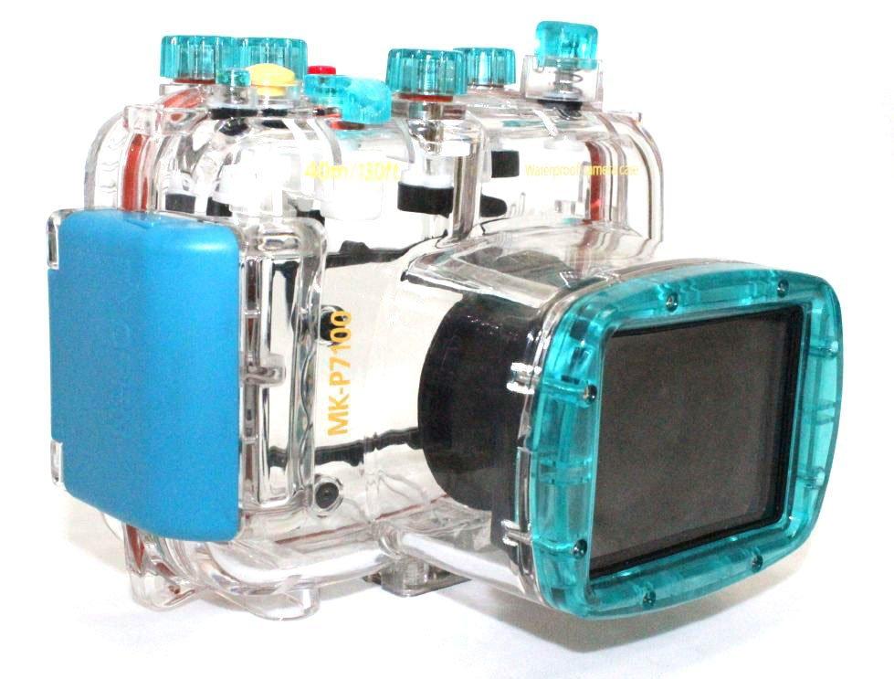 Подводный бокс meikon mk-p7100 для nikon p7100, до 40м
