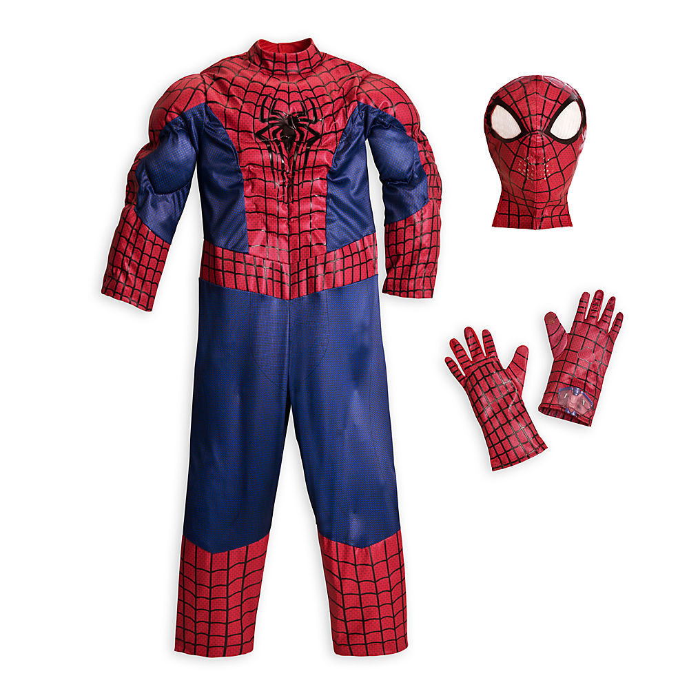 Человек паук костюм на новый гСтирка своими