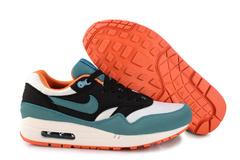 Кроссовки женские Nike Air Max 87 Turquoise Black Orange