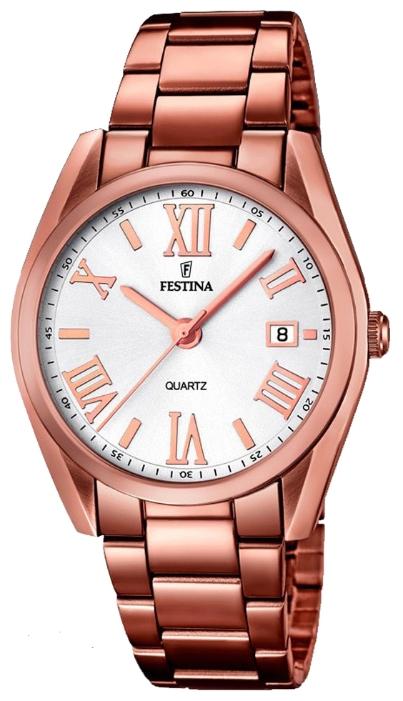 Festina F16791.1 - женские наручные часы из коллекции Boyfriend CollectionFestina<br><br><br>Бренд: Festina<br>Модель: Festina F16791/1<br>Артикул: F16791.1<br>Вариант артикула: None<br>Коллекция: Boyfriend Collection<br>Подколлекция: None<br>Страна: Испания<br>Пол: женские<br>Тип механизма: кварцевые<br>Механизм: M2115<br>Количество камней: None<br>Автоподзавод: None<br>Источник энергии: от батарейки<br>Срок службы элемента питания: None<br>Дисплей: стрелки<br>Цифры: римские<br>Водозащита: WR 50<br>Противоударные: None<br>Материал корпуса: нерж. сталь, полное покрытие корпуса<br>Материал браслета: нерж. сталь, полное дополнительное покрытие<br>Материал безеля: None<br>Стекло: минеральное<br>Антибликовое покрытие: None<br>Цвет корпуса: None<br>Цвет браслета: None<br>Цвет циферблата: None<br>Цвет безеля: None<br>Размеры: 37 мм<br>Диаметр: None<br>Диаметр корпуса: None<br>Толщина: None<br>Ширина ремешка: None<br>Вес: None<br>Спорт-функции: None<br>Подсветка: None<br>Вставка: None<br>Отображение даты: число<br>Хронограф: None<br>Таймер: None<br>Термометр: None<br>Хронометр: None<br>GPS: None<br>Радиосинхронизация: None<br>Барометр: None<br>Скелетон: None<br>Дополнительная информация: None<br>Дополнительные функции: None
