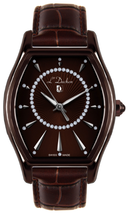 L Duchen D 401.62.38 - женские наручные часыLDuchen<br><br><br>Бренд: L Duchen<br>Модель: L Duchen D401.62.38<br>Артикул: D 401.62.38<br>Вариант артикула: None<br>Коллекция: None<br>Подколлекция: None<br>Страна: Швейцария<br>Пол: женские<br>Тип механизма: кварцевые<br>Механизм: None<br>Количество камней: None<br>Автоподзавод: None<br>Источник энергии: от батарейки<br>Срок службы элемента питания: None<br>Дисплей: стрелки<br>Цифры: отсутствуют<br>Водозащита: WR 30<br>Противоударные: None<br>Материал корпуса: нерж. сталь, полное покрытие корпуса<br>Материал браслета: кожа<br>Материал безеля: None<br>Стекло: сапфировое<br>Антибликовое покрытие: None<br>Цвет корпуса: None<br>Цвет браслета: None<br>Цвет циферблата: None<br>Цвет безеля: None<br>Размеры: None<br>Диаметр: None<br>Диаметр корпуса: None<br>Толщина: None<br>Ширина ремешка: None<br>Вес: None<br>Спорт-функции: None<br>Подсветка: стрелок<br>Вставка: None<br>Отображение даты: None<br>Хронограф: None<br>Таймер: None<br>Термометр: None<br>Хронометр: None<br>GPS: None<br>Радиосинхронизация: None<br>Барометр: None<br>Скелетон: None<br>Дополнительная информация: None<br>Дополнительные функции: None