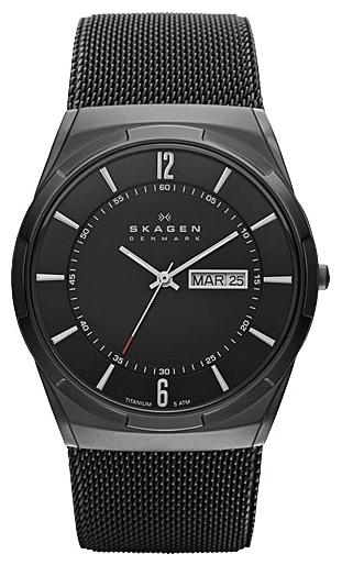 Skagen SKW6006 - мужские наручные часы из коллекции MeshSkagen<br><br><br>Бренд: Skagen<br>Модель: Skagen SKW6006<br>Артикул: SKW6006<br>Вариант артикула: None<br>Коллекция: Mesh<br>Подколлекция: None<br>Страна: Дания<br>Пол: мужские<br>Тип механизма: кварцевые<br>Механизм: None<br>Количество камней: None<br>Автоподзавод: None<br>Источник энергии: от батарейки<br>Срок службы элемента питания: None<br>Дисплей: стрелки<br>Цифры: арабские<br>Водозащита: WR 50<br>Противоударные: None<br>Материал корпуса: титан, IP покрытие (полное)<br>Материал браслета: нерж. сталь, IP покрытие (полное)<br>Материал безеля: None<br>Стекло: минеральное<br>Антибликовое покрытие: None<br>Цвет корпуса: None<br>Цвет браслета: None<br>Цвет циферблата: None<br>Цвет безеля: None<br>Размеры: 40x7.65 мм<br>Диаметр: None<br>Диаметр корпуса: None<br>Толщина: None<br>Ширина ремешка: None<br>Вес: None<br>Спорт-функции: None<br>Подсветка: стрелок<br>Вставка: None<br>Отображение даты: число, день недели<br>Хронограф: None<br>Таймер: None<br>Термометр: None<br>Хронометр: None<br>GPS: None<br>Радиосинхронизация: None<br>Барометр: None<br>Скелетон: None<br>Дополнительная информация: None<br>Дополнительные функции: None
