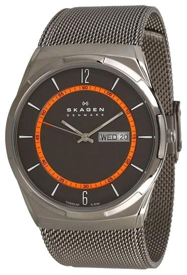 Skagen SKW6007 - мужские наручные часы из коллекции MeshSkagen<br><br><br>Бренд: Skagen<br>Модель: Skagen SKW6007<br>Артикул: SKW6007<br>Вариант артикула: None<br>Коллекция: Mesh<br>Подколлекция: None<br>Страна: Дания<br>Пол: мужские<br>Тип механизма: кварцевые<br>Механизм: None<br>Количество камней: None<br>Автоподзавод: None<br>Источник энергии: от батарейки<br>Срок службы элемента питания: None<br>Дисплей: стрелки<br>Цифры: арабские<br>Водозащита: WR 50<br>Противоударные: None<br>Материал корпуса: титан<br>Материал браслета: нерж. сталь<br>Материал безеля: None<br>Стекло: минеральное<br>Антибликовое покрытие: None<br>Цвет корпуса: None<br>Цвет браслета: None<br>Цвет циферблата: None<br>Цвет безеля: None<br>Размеры: 40x7.65 мм<br>Диаметр: None<br>Диаметр корпуса: None<br>Толщина: None<br>Ширина ремешка: None<br>Вес: None<br>Спорт-функции: None<br>Подсветка: стрелок<br>Вставка: None<br>Отображение даты: число, день недели<br>Хронограф: None<br>Таймер: None<br>Термометр: None<br>Хронометр: None<br>GPS: None<br>Радиосинхронизация: None<br>Барометр: None<br>Скелетон: None<br>Дополнительная информация: None<br>Дополнительные функции: None