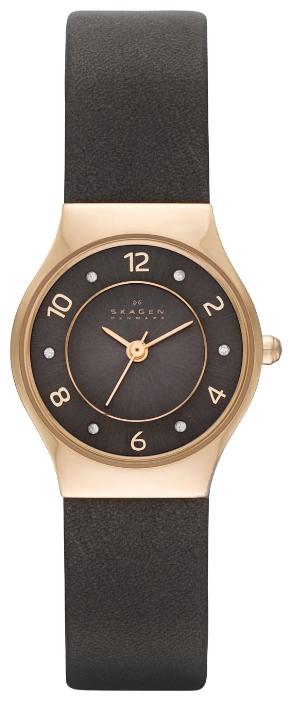 Skagen SKW2208 - женские наручные часы из коллекции LeatherSkagen<br><br><br>Бренд: Skagen<br>Модель: Skagen SKW2208<br>Артикул: SKW2208<br>Вариант артикула: None<br>Коллекция: Leather<br>Подколлекция: None<br>Страна: Дания<br>Пол: женские<br>Тип механизма: кварцевые<br>Механизм: None<br>Количество камней: None<br>Автоподзавод: None<br>Источник энергии: от батарейки<br>Срок службы элемента питания: None<br>Дисплей: стрелки<br>Цифры: арабские<br>Водозащита: WR 30<br>Противоударные: None<br>Материал корпуса: нерж. сталь, PVD покрытие: позолота (полное)<br>Материал браслета: кожа (не указан)<br>Материал безеля: None<br>Стекло: минеральное<br>Антибликовое покрытие: None<br>Цвет корпуса: None<br>Цвет браслета: None<br>Цвет циферблата: None<br>Цвет безеля: None<br>Размеры: None<br>Диаметр: None<br>Диаметр корпуса: None<br>Толщина: None<br>Ширина ремешка: None<br>Вес: None<br>Спорт-функции: None<br>Подсветка: None<br>Вставка: кристаллы Swarovski<br>Отображение даты: None<br>Хронограф: None<br>Таймер: None<br>Термометр: None<br>Хронометр: None<br>GPS: None<br>Радиосинхронизация: None<br>Барометр: None<br>Скелетон: None<br>Дополнительная информация: None<br>Дополнительные функции: None