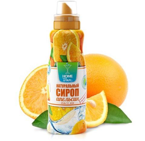Апельсиновый сироп в домашних условиях