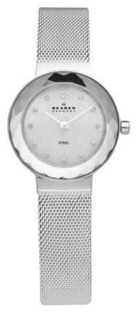 Skagen 456SSS - женские наручные часы из коллекции MeshSkagen<br><br><br>Бренд: Skagen<br>Модель: Skagen 456SSS<br>Артикул: 456SSS<br>Вариант артикула: None<br>Коллекция: Mesh<br>Подколлекция: None<br>Страна: Дания<br>Пол: женские<br>Тип механизма: кварцевые<br>Механизм: None<br>Количество камней: None<br>Автоподзавод: None<br>Источник энергии: от батарейки<br>Срок службы элемента питания: None<br>Дисплей: стрелки<br>Цифры: арабские<br>Водозащита: WR 30<br>Противоударные: None<br>Материал корпуса: нерж. сталь<br>Материал браслета: нерж. сталь<br>Материал безеля: None<br>Стекло: минеральное<br>Антибликовое покрытие: None<br>Цвет корпуса: None<br>Цвет браслета: None<br>Цвет циферблата: None<br>Цвет безеля: None<br>Размеры: 25x5.5 мм<br>Диаметр: None<br>Диаметр корпуса: None<br>Толщина: None<br>Ширина ремешка: None<br>Вес: None<br>Спорт-функции: None<br>Подсветка: None<br>Вставка: кристаллы Swarovski<br>Отображение даты: None<br>Хронограф: None<br>Таймер: None<br>Термометр: None<br>Хронометр: None<br>GPS: None<br>Радиосинхронизация: None<br>Барометр: None<br>Скелетон: None<br>Дополнительная информация: None<br>Дополнительные функции: None