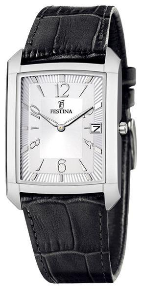 Festina F6748.4 - мужские наручные часы из коллекции ClassicFestina<br><br><br>Бренд: Festina<br>Модель: Festina F6748/4<br>Артикул: F6748.4<br>Вариант артикула: None<br>Коллекция: Classic<br>Подколлекция: None<br>Страна: Испания<br>Пол: мужские<br>Тип механизма: кварцевые<br>Механизм: None<br>Количество камней: None<br>Автоподзавод: None<br>Источник энергии: от батарейки<br>Срок службы элемента питания: None<br>Дисплей: стрелки<br>Цифры: арабские<br>Водозащита: WR 30<br>Противоударные: None<br>Материал корпуса: нерж. сталь<br>Материал браслета: кожа<br>Материал безеля: None<br>Стекло: минеральное<br>Антибликовое покрытие: None<br>Цвет корпуса: None<br>Цвет браслета: None<br>Цвет циферблата: None<br>Цвет безеля: None<br>Размеры: None<br>Диаметр: None<br>Диаметр корпуса: None<br>Толщина: None<br>Ширина ремешка: None<br>Вес: None<br>Спорт-функции: None<br>Подсветка: стрелок<br>Вставка: None<br>Отображение даты: число<br>Хронограф: None<br>Таймер: None<br>Термометр: None<br>Хронометр: None<br>GPS: None<br>Радиосинхронизация: None<br>Барометр: None<br>Скелетон: None<br>Дополнительная информация: None<br>Дополнительные функции: None