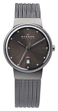 Skagen 355SMM1 - женские наручные часы из коллекции MeshSkagen<br><br><br>Бренд: Skagen<br>Модель: Skagen 355SMM1<br>Артикул: 355SMM1<br>Вариант артикула: None<br>Коллекция: Mesh<br>Подколлекция: None<br>Страна: Дания<br>Пол: женские<br>Тип механизма: кварцевые<br>Механизм: None<br>Количество камней: None<br>Автоподзавод: None<br>Источник энергии: от батарейки<br>Срок службы элемента питания: None<br>Дисплей: стрелки<br>Цифры: отсутствуют<br>Водозащита: WR 30<br>Противоударные: None<br>Материал корпуса: нерж. сталь<br>Материал браслета: не указан<br>Материал безеля: None<br>Стекло: минеральное<br>Антибликовое покрытие: None<br>Цвет корпуса: None<br>Цвет браслета: None<br>Цвет циферблата: None<br>Цвет безеля: None<br>Размеры: 26x26 мм<br>Диаметр: None<br>Диаметр корпуса: None<br>Толщина: None<br>Ширина ремешка: None<br>Вес: None<br>Спорт-функции: None<br>Подсветка: None<br>Вставка: кристаллы Swarovski<br>Отображение даты: число<br>Хронограф: None<br>Таймер: None<br>Термометр: None<br>Хронометр: None<br>GPS: None<br>Радиосинхронизация: None<br>Барометр: None<br>Скелетон: None<br>Дополнительная информация: None<br>Дополнительные функции: None