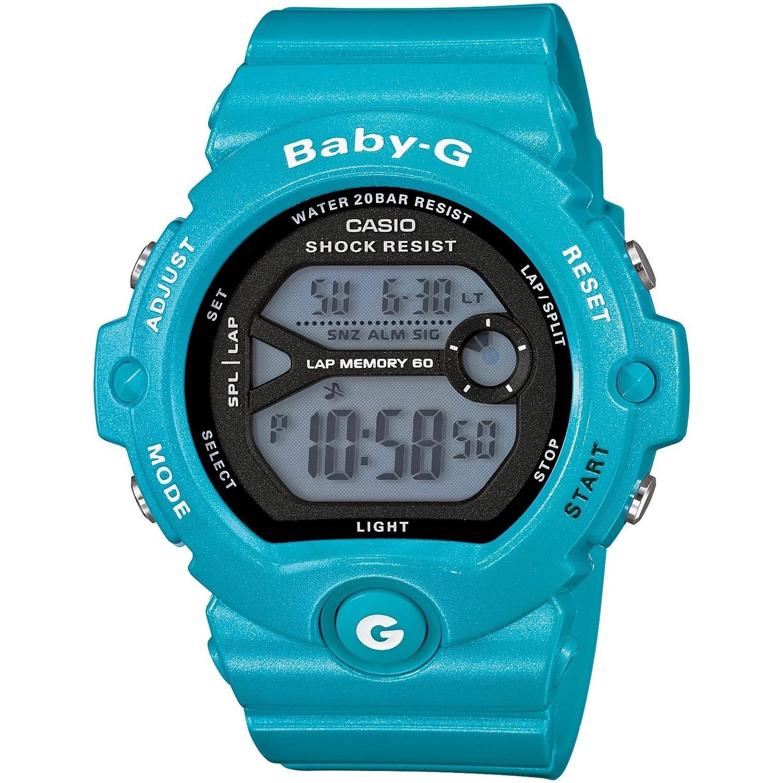 Casio Baby-G BG-6903-2E / BG-6903-2ER - женские наручные часыCasio<br><br><br>Бренд: Casio<br>Модель: Casio BG-6903-2E<br>Артикул: BG-6903-2E<br>Вариант артикула: BG-6903-2ER<br>Коллекция: Baby-G<br>Подколлекция: None<br>Страна: Япония<br>Пол: женские<br>Тип механизма: кварцевые<br>Механизм: None<br>Количество камней: None<br>Автоподзавод: None<br>Источник энергии: от батарейки<br>Срок службы элемента питания: None<br>Дисплей: цифры<br>Цифры: None<br>Водозащита: WR 200<br>Противоударные: есть<br>Материал корпуса: пластик<br>Материал браслета: пластик<br>Материал безеля: None<br>Стекло: минеральное<br>Антибликовое покрытие: None<br>Цвет корпуса: None<br>Цвет браслета: None<br>Цвет циферблата: None<br>Цвет безеля: None<br>Размеры: 45x49.1x13.5 мм<br>Диаметр: None<br>Диаметр корпуса: None<br>Толщина: None<br>Ширина ремешка: None<br>Вес: 47 г<br>Спорт-функции: секундомер, таймер обратного отсчета<br>Подсветка: дисплея<br>Вставка: None<br>Отображение даты: вечный календарь, число, месяц, день недели<br>Хронограф: None<br>Таймер: None<br>Термометр: None<br>Хронометр: None<br>GPS: None<br>Радиосинхронизация: None<br>Барометр: None<br>Скелетон: None<br>Дополнительная информация: ежечасный сигнал, повтор сигнала будильника, функция включения/отключения звука кнопок, элемент питания CR2016, срок службы батарейки 7 лет<br>Дополнительные функции: второй часовой пояс, будильник (количество установок: 3)