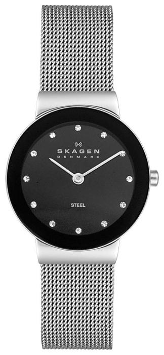 Skagen 358SSSBD - женские наручные часы из коллекции MeshSkagen<br><br><br>Бренд: Skagen<br>Модель: Skagen 358SSSBD<br>Артикул: 358SSSBD<br>Вариант артикула: None<br>Коллекция: Mesh<br>Подколлекция: None<br>Страна: Дания<br>Пол: женские<br>Тип механизма: кварцевые<br>Механизм: None<br>Количество камней: None<br>Автоподзавод: None<br>Источник энергии: от батарейки<br>Срок службы элемента питания: None<br>Дисплей: стрелки<br>Цифры: отсутствуют<br>Водозащита: WR 30<br>Противоударные: None<br>Материал корпуса: нерж. сталь<br>Материал браслета: нерж. сталь<br>Материал безеля: None<br>Стекло: минеральное<br>Антибликовое покрытие: None<br>Цвет корпуса: None<br>Цвет браслета: None<br>Цвет циферблата: None<br>Цвет безеля: None<br>Размеры: 26x6 мм<br>Диаметр: None<br>Диаметр корпуса: None<br>Толщина: None<br>Ширина ремешка: None<br>Вес: None<br>Спорт-функции: None<br>Подсветка: None<br>Вставка: None<br>Отображение даты: None<br>Хронограф: None<br>Таймер: None<br>Термометр: None<br>Хронометр: None<br>GPS: None<br>Радиосинхронизация: None<br>Барометр: None<br>Скелетон: None<br>Дополнительная информация: None<br>Дополнительные функции: None