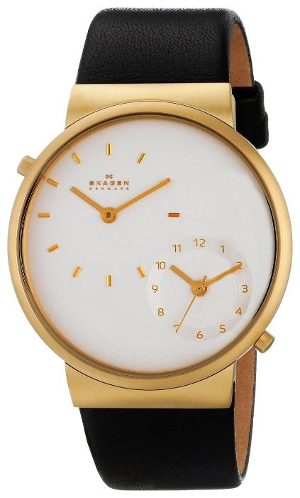Skagen SKW6107 - мужские наручные часы из коллекции LeatherSkagen<br><br><br>Бренд: Skagen<br>Модель: Skagen SKW6107<br>Артикул: SKW6107<br>Вариант артикула: None<br>Коллекция: Leather<br>Подколлекция: None<br>Страна: Дания<br>Пол: мужские<br>Тип механизма: кварцевые<br>Механизм: None<br>Количество камней: None<br>Автоподзавод: None<br>Источник энергии: от батарейки<br>Срок службы элемента питания: None<br>Дисплей: стрелки<br>Цифры: арабские<br>Водозащита: WR 30<br>Противоударные: None<br>Материал корпуса: нерж. сталь, IP покрытие (полное)<br>Материал браслета: кожа<br>Материал безеля: None<br>Стекло: минеральное<br>Антибликовое покрытие: None<br>Цвет корпуса: None<br>Цвет браслета: None<br>Цвет циферблата: None<br>Цвет безеля: None<br>Размеры: 40x9 мм<br>Диаметр: None<br>Диаметр корпуса: None<br>Толщина: None<br>Ширина ремешка: None<br>Вес: None<br>Спорт-функции: None<br>Подсветка: None<br>Вставка: None<br>Отображение даты: None<br>Хронограф: None<br>Таймер: None<br>Термометр: None<br>Хронометр: None<br>GPS: None<br>Радиосинхронизация: None<br>Барометр: None<br>Скелетон: None<br>Дополнительная информация: None<br>Дополнительные функции: второй часовой пояс