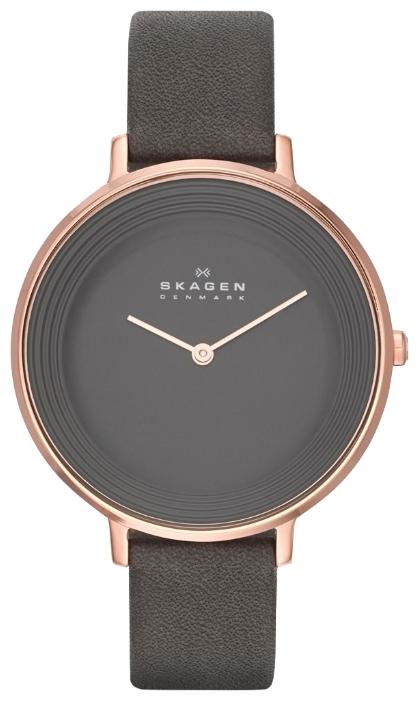 Skagen SKW2216 - женские наручные часы из коллекции LeatherSkagen<br><br><br>Бренд: Skagen<br>Модель: Skagen SKW2216<br>Артикул: SKW2216<br>Вариант артикула: None<br>Коллекция: Leather<br>Подколлекция: None<br>Страна: Дания<br>Пол: женские<br>Тип механизма: кварцевые<br>Механизм: None<br>Количество камней: None<br>Автоподзавод: None<br>Источник энергии: от батарейки<br>Срок службы элемента питания: None<br>Дисплей: стрелки<br>Цифры: отсутствуют<br>Водозащита: WR 30<br>Противоударные: None<br>Материал корпуса: нерж. сталь, IP покрытие (полное)<br>Материал браслета: кожа<br>Материал безеля: None<br>Стекло: минеральное<br>Антибликовое покрытие: None<br>Цвет корпуса: None<br>Цвет браслета: None<br>Цвет циферблата: None<br>Цвет безеля: None<br>Размеры: 36x8 мм<br>Диаметр: None<br>Диаметр корпуса: None<br>Толщина: None<br>Ширина ремешка: None<br>Вес: None<br>Спорт-функции: None<br>Подсветка: None<br>Вставка: None<br>Отображение даты: None<br>Хронограф: None<br>Таймер: None<br>Термометр: None<br>Хронометр: None<br>GPS: None<br>Радиосинхронизация: None<br>Барометр: None<br>Скелетон: None<br>Дополнительная информация: None<br>Дополнительные функции: None