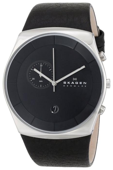 Skagen SKW6070 - мужские наручные часы из коллекции LeatherSkagen<br><br><br>Бренд: Skagen<br>Модель: Skagen SKW6070<br>Артикул: SKW6070<br>Вариант артикула: None<br>Коллекция: Leather<br>Подколлекция: None<br>Страна: Дания<br>Пол: мужские<br>Тип механизма: кварцевые<br>Механизм: None<br>Количество камней: None<br>Автоподзавод: None<br>Источник энергии: от батарейки<br>Срок службы элемента питания: None<br>Дисплей: стрелки<br>Цифры: отсутствуют<br>Водозащита: WR 50<br>Противоударные: None<br>Материал корпуса: нерж. сталь<br>Материал браслета: кожа<br>Материал безеля: None<br>Стекло: минеральное<br>Антибликовое покрытие: None<br>Цвет корпуса: None<br>Цвет браслета: None<br>Цвет циферблата: None<br>Цвет безеля: None<br>Размеры: 42x8 мм<br>Диаметр: None<br>Диаметр корпуса: None<br>Толщина: None<br>Ширина ремешка: None<br>Вес: None<br>Спорт-функции: None<br>Подсветка: None<br>Вставка: None<br>Отображение даты: число<br>Хронограф: None<br>Таймер: None<br>Термометр: None<br>Хронометр: None<br>GPS: None<br>Радиосинхронизация: None<br>Барометр: None<br>Скелетон: None<br>Дополнительная информация: None<br>Дополнительные функции: None