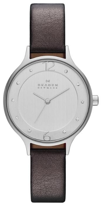 Skagen SKW2276 - женские наручные часы из коллекции LeatherSkagen<br><br><br>Бренд: Skagen<br>Модель: Skagen SKW2276<br>Артикул: SKW2276<br>Вариант артикула: None<br>Коллекция: Leather<br>Подколлекция: None<br>Страна: Дания<br>Пол: женские<br>Тип механизма: кварцевые<br>Механизм: None<br>Количество камней: None<br>Автоподзавод: None<br>Источник энергии: от батарейки<br>Срок службы элемента питания: None<br>Дисплей: стрелки<br>Цифры: арабские<br>Водозащита: WR 30<br>Противоударные: None<br>Материал корпуса: нерж. сталь<br>Материал браслета: кожа<br>Материал безеля: None<br>Стекло: минеральное<br>Антибликовое покрытие: None<br>Цвет корпуса: None<br>Цвет браслета: None<br>Цвет циферблата: None<br>Цвет безеля: None<br>Размеры: 30 мм<br>Диаметр: None<br>Диаметр корпуса: None<br>Толщина: None<br>Ширина ремешка: None<br>Вес: None<br>Спорт-функции: None<br>Подсветка: None<br>Вставка: None<br>Отображение даты: None<br>Хронограф: None<br>Таймер: None<br>Термометр: None<br>Хронометр: None<br>GPS: None<br>Радиосинхронизация: None<br>Барометр: None<br>Скелетон: None<br>Дополнительная информация: None<br>Дополнительные функции: None