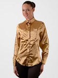 Блузка Золотая В Омске