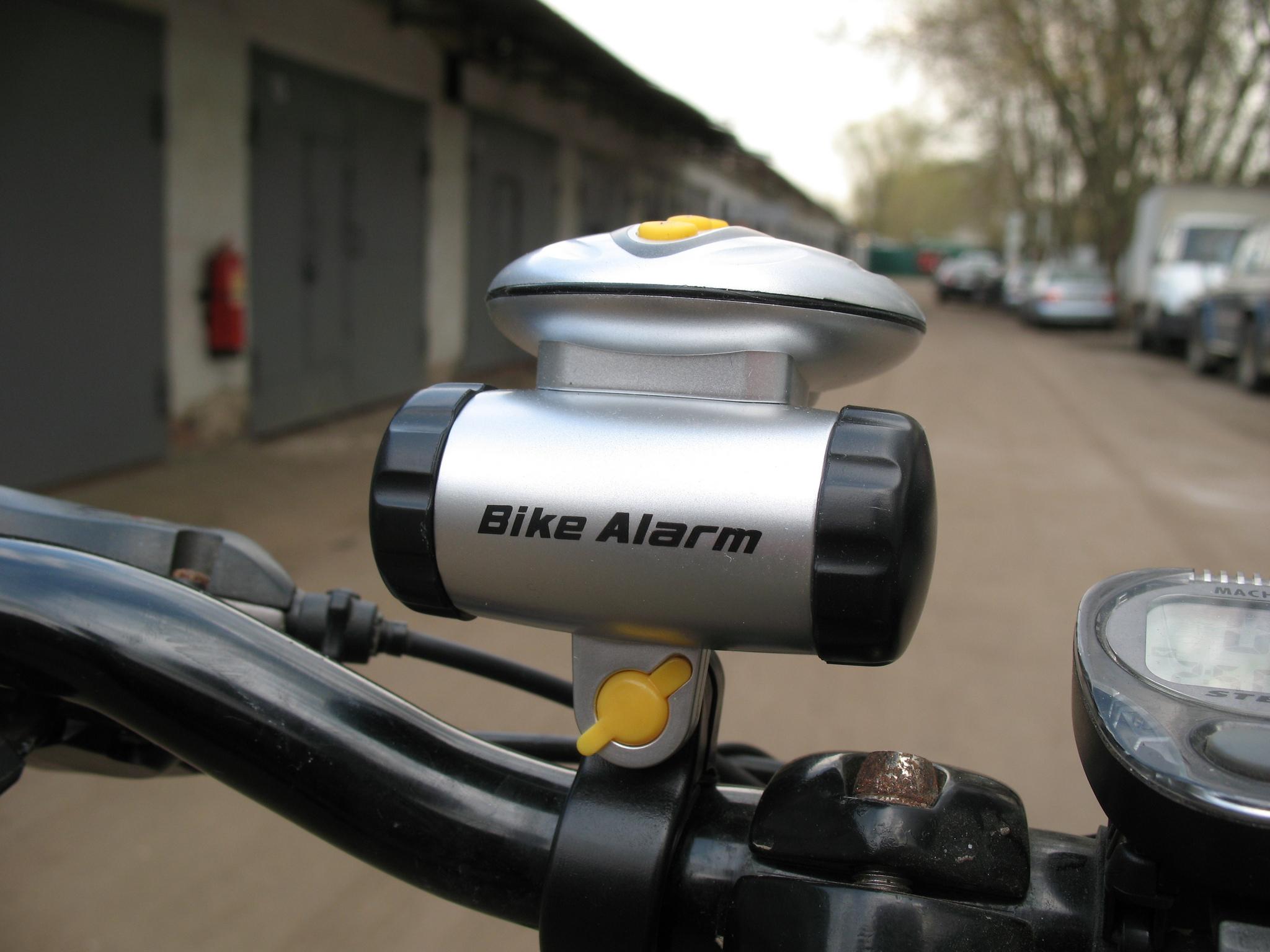 Как сделать сигнализацию на велосипед своими руками с пультом
