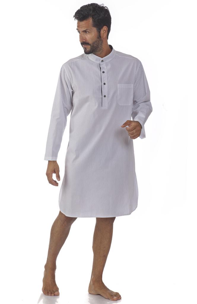 Мужская Ночная Рубашка