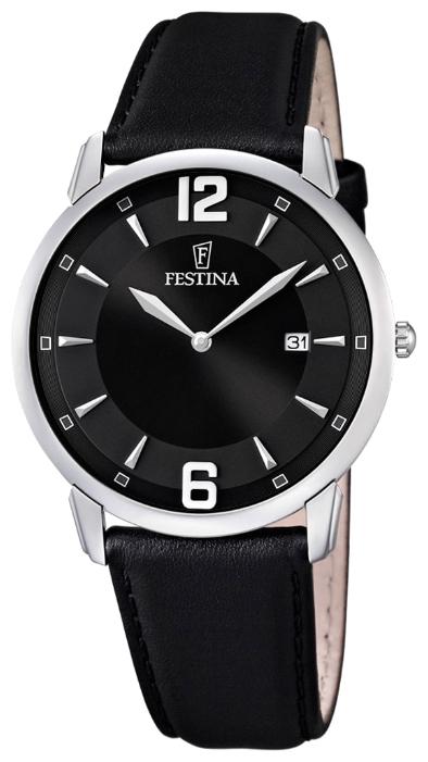 Festina F6813.6 - мужские наручные часы из коллекции Correa ClasicoFestina<br><br><br>Бренд: Festina<br>Модель: Festina F6813/6<br>Артикул: F6813.6<br>Вариант артикула: None<br>Коллекция: Correa Clasico<br>Подколлекция: None<br>Страна: Испания<br>Пол: мужские<br>Тип механизма: кварцевые<br>Механизм: None<br>Количество камней: None<br>Автоподзавод: None<br>Источник энергии: от батарейки<br>Срок службы элемента питания: None<br>Дисплей: стрелки<br>Цифры: арабские<br>Водозащита: WR 30<br>Противоударные: None<br>Материал корпуса: нерж. сталь<br>Материал браслета: кожа<br>Материал безеля: None<br>Стекло: минеральное<br>Антибликовое покрытие: None<br>Цвет корпуса: None<br>Цвет браслета: None<br>Цвет циферблата: None<br>Цвет безеля: None<br>Размеры: 40 мм<br>Диаметр: None<br>Диаметр корпуса: None<br>Толщина: None<br>Ширина ремешка: None<br>Вес: None<br>Спорт-функции: None<br>Подсветка: None<br>Вставка: None<br>Отображение даты: число<br>Хронограф: None<br>Таймер: None<br>Термометр: None<br>Хронометр: None<br>GPS: None<br>Радиосинхронизация: None<br>Барометр: None<br>Скелетон: None<br>Дополнительная информация: None<br>Дополнительные функции: None