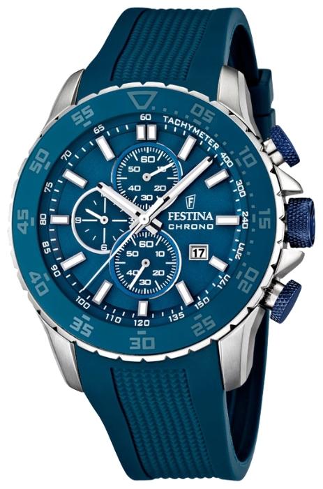 Festina F16642.2 - мужские наручные часы из коллекции CeramicFestina<br><br><br>Бренд: Festina<br>Модель: Festina F16642/2<br>Артикул: F16642.2<br>Вариант артикула: None<br>Коллекция: Ceramic<br>Подколлекция: None<br>Страна: Испания<br>Пол: мужские<br>Тип механизма: кварцевые<br>Механизм: None<br>Количество камней: None<br>Автоподзавод: None<br>Источник энергии: от батарейки<br>Срок службы элемента питания: None<br>Дисплей: стрелки<br>Цифры: отсутствуют<br>Водозащита: WR 100<br>Противоударные: None<br>Материал корпуса: нерж. сталь + керамика<br>Материал браслета: каучук<br>Материал безеля: None<br>Стекло: минеральное<br>Антибликовое покрытие: None<br>Цвет корпуса: None<br>Цвет браслета: None<br>Цвет циферблата: None<br>Цвет безеля: None<br>Размеры: 46.5x18 мм<br>Диаметр: None<br>Диаметр корпуса: None<br>Толщина: None<br>Ширина ремешка: None<br>Вес: None<br>Спорт-функции: секундомер<br>Подсветка: стрелок<br>Вставка: None<br>Отображение даты: число<br>Хронограф: есть<br>Таймер: None<br>Термометр: None<br>Хронометр: None<br>GPS: None<br>Радиосинхронизация: None<br>Барометр: None<br>Скелетон: None<br>Дополнительная информация: None<br>Дополнительные функции: None