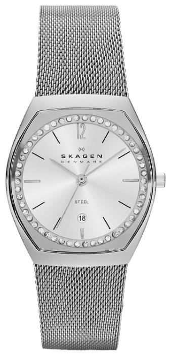 Skagen SKW2049 - женские наручные часы из коллекции MeshSkagen<br><br><br>Бренд: Skagen<br>Модель: Skagen SKW2049<br>Артикул: SKW2049<br>Вариант артикула: None<br>Коллекция: Mesh<br>Подколлекция: None<br>Страна: Дания<br>Пол: женские<br>Тип механизма: кварцевые<br>Механизм: None<br>Количество камней: None<br>Автоподзавод: None<br>Источник энергии: от батарейки<br>Срок службы элемента питания: None<br>Дисплей: стрелки<br>Цифры: арабские<br>Водозащита: WR 30<br>Противоударные: None<br>Материал корпуса: нерж. сталь<br>Материал браслета: нерж. сталь<br>Материал безеля: None<br>Стекло: минеральное<br>Антибликовое покрытие: None<br>Цвет корпуса: None<br>Цвет браслета: None<br>Цвет циферблата: None<br>Цвет безеля: None<br>Размеры: 28x7.25 мм<br>Диаметр: None<br>Диаметр корпуса: None<br>Толщина: None<br>Ширина ремешка: None<br>Вес: None<br>Спорт-функции: None<br>Подсветка: None<br>Вставка: None<br>Отображение даты: число<br>Хронограф: None<br>Таймер: None<br>Термометр: None<br>Хронометр: None<br>GPS: None<br>Радиосинхронизация: None<br>Барометр: None<br>Скелетон: None<br>Дополнительная информация: None<br>Дополнительные функции: None