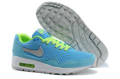 Кроссовки женские Nike Air Max 87 Mesh Blue Green