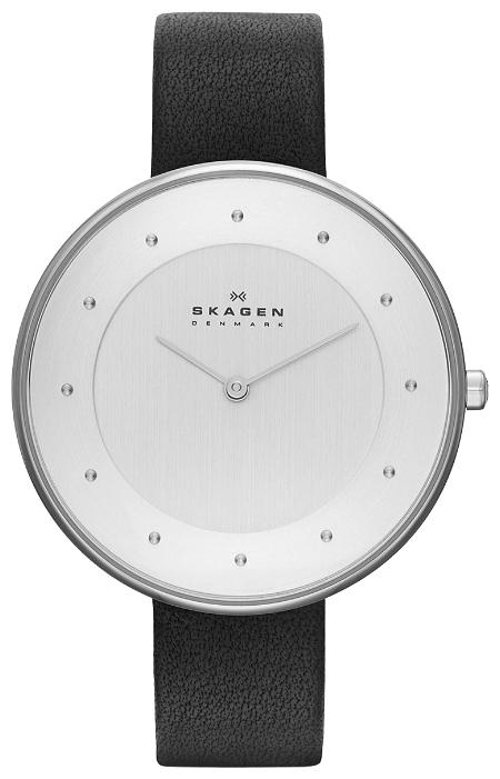 Skagen SKW2232 - женские наручные часы из коллекции LeatherSkagen<br><br><br>Бренд: Skagen<br>Модель: Skagen SKW2232<br>Артикул: SKW2232<br>Вариант артикула: None<br>Коллекция: Leather<br>Подколлекция: None<br>Страна: Дания<br>Пол: женские<br>Тип механизма: кварцевые<br>Механизм: None<br>Количество камней: None<br>Автоподзавод: None<br>Источник энергии: от батарейки<br>Срок службы элемента питания: None<br>Дисплей: стрелки<br>Цифры: отсутствуют<br>Водозащита: WR 30<br>Противоударные: None<br>Материал корпуса: нерж. сталь<br>Материал браслета: кожа<br>Материал безеля: None<br>Стекло: минеральное<br>Антибликовое покрытие: None<br>Цвет корпуса: None<br>Цвет браслета: None<br>Цвет циферблата: None<br>Цвет безеля: None<br>Размеры: 38x38 мм<br>Диаметр: None<br>Диаметр корпуса: None<br>Толщина: None<br>Ширина ремешка: None<br>Вес: None<br>Спорт-функции: None<br>Подсветка: None<br>Вставка: None<br>Отображение даты: None<br>Хронограф: None<br>Таймер: None<br>Термометр: None<br>Хронометр: None<br>GPS: None<br>Радиосинхронизация: None<br>Барометр: None<br>Скелетон: None<br>Дополнительная информация: None<br>Дополнительные функции: None