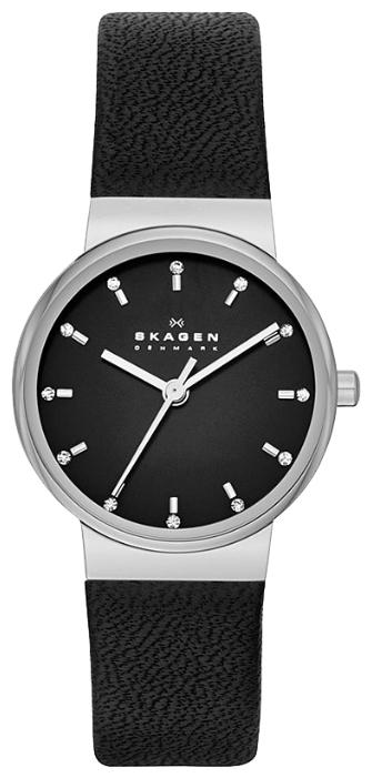 Skagen SKW2193 - женские наручные часы из коллекции LeatherSkagen<br><br><br>Бренд: Skagen<br>Модель: Skagen SKW2193<br>Артикул: SKW2193<br>Вариант артикула: None<br>Коллекция: Leather<br>Подколлекция: None<br>Страна: Дания<br>Пол: женские<br>Тип механизма: кварцевые<br>Механизм: None<br>Количество камней: None<br>Автоподзавод: None<br>Источник энергии: от батарейки<br>Срок службы элемента питания: None<br>Дисплей: стрелки<br>Цифры: отсутствуют<br>Водозащита: WR 30<br>Противоударные: None<br>Материал корпуса: нерж. сталь<br>Материал браслета: кожа<br>Материал безеля: None<br>Стекло: минеральное<br>Антибликовое покрытие: None<br>Цвет корпуса: None<br>Цвет браслета: None<br>Цвет циферблата: None<br>Цвет безеля: None<br>Размеры: 26x7 мм<br>Диаметр: None<br>Диаметр корпуса: None<br>Толщина: None<br>Ширина ремешка: None<br>Вес: None<br>Спорт-функции: None<br>Подсветка: None<br>Вставка: None<br>Отображение даты: None<br>Хронограф: None<br>Таймер: None<br>Термометр: None<br>Хронометр: None<br>GPS: None<br>Радиосинхронизация: None<br>Барометр: None<br>Скелетон: None<br>Дополнительная информация: None<br>Дополнительные функции: None