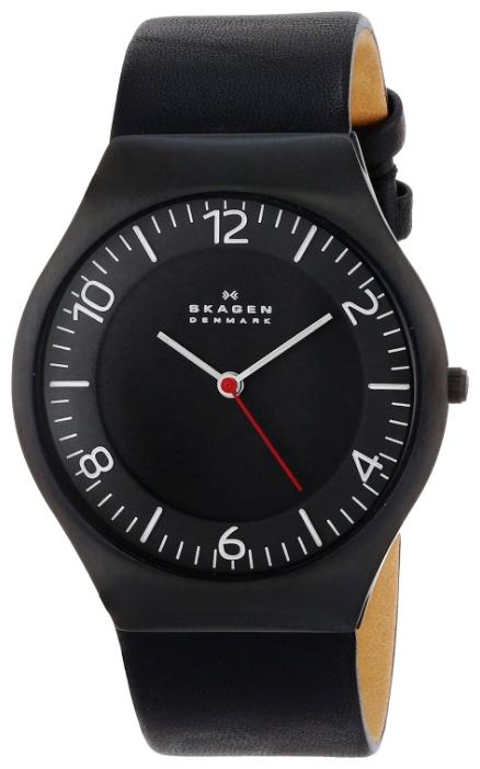 Skagen SKW6113 - мужские наручные часы из коллекции LeatherSkagen<br><br><br>Бренд: Skagen<br>Модель: Skagen<br>Артикул: SKW6113<br>Вариант артикула: None<br>Коллекция: Leather<br>Подколлекция: None<br>Страна: Дания<br>Пол: мужские<br>Тип механизма: кварцевые<br>Механизм: None<br>Количество камней: None<br>Автоподзавод: None<br>Источник энергии: от батарейки<br>Срок службы элемента питания: None<br>Дисплей: стрелки<br>Цифры: арабские<br>Водозащита: WR 30<br>Противоударные: None<br>Материал корпуса: нерж. сталь, PVD покрытие (полное)<br>Материал браслета: кожа (не указан)<br>Материал безеля: None<br>Стекло: минеральное<br>Антибликовое покрытие: None<br>Цвет корпуса: None<br>Цвет браслета: None<br>Цвет циферблата: None<br>Цвет безеля: None<br>Размеры: 41x8 мм<br>Диаметр: None<br>Диаметр корпуса: None<br>Толщина: None<br>Ширина ремешка: None<br>Вес: None<br>Спорт-функции: None<br>Подсветка: None<br>Вставка: None<br>Отображение даты: None<br>Хронограф: None<br>Таймер: None<br>Термометр: None<br>Хронометр: None<br>GPS: None<br>Радиосинхронизация: None<br>Барометр: None<br>Скелетон: None<br>Дополнительная информация: None<br>Дополнительные функции: None