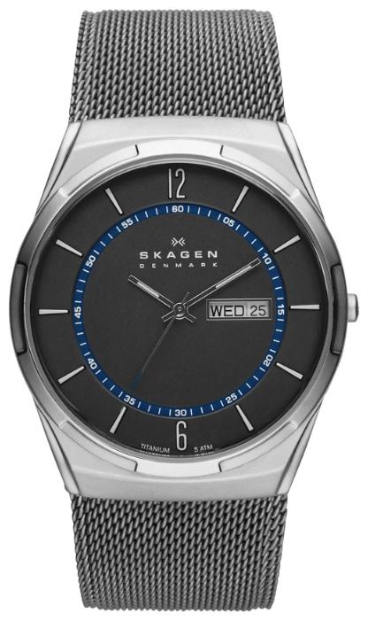 Skagen SKW6078 - мужские наручные часы из коллекции MeshSkagen<br><br><br>Бренд: Skagen<br>Модель: Skagen SKW6078<br>Артикул: SKW6078<br>Вариант артикула: None<br>Коллекция: Mesh<br>Подколлекция: None<br>Страна: Дания<br>Пол: мужские<br>Тип механизма: кварцевые<br>Механизм: None<br>Количество камней: None<br>Автоподзавод: None<br>Источник энергии: от батарейки<br>Срок службы элемента питания: None<br>Дисплей: стрелки<br>Цифры: арабские<br>Водозащита: WR 50<br>Противоударные: None<br>Материал корпуса: титан<br>Материал браслета: нерж. сталь, полное дополнительное покрытие<br>Материал безеля: None<br>Стекло: минеральное<br>Антибликовое покрытие: None<br>Цвет корпуса: None<br>Цвет браслета: None<br>Цвет циферблата: None<br>Цвет безеля: None<br>Размеры: 40x7.7 мм<br>Диаметр: None<br>Диаметр корпуса: None<br>Толщина: None<br>Ширина ремешка: None<br>Вес: None<br>Спорт-функции: None<br>Подсветка: None<br>Вставка: None<br>Отображение даты: число, день недели<br>Хронограф: None<br>Таймер: None<br>Термометр: None<br>Хронометр: None<br>GPS: None<br>Радиосинхронизация: None<br>Барометр: None<br>Скелетон: None<br>Дополнительная информация: None<br>Дополнительные функции: None