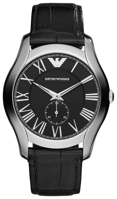 Emporio Armani AR1703 - мужские наручные часы из коллекции ClassicEmporio Armani<br><br><br>Бренд: Emporio Armani<br>Модель: Emporio Armani AR1703<br>Артикул: AR1703<br>Вариант артикула: None<br>Коллекция: Classic<br>Подколлекция: None<br>Страна: Италия<br>Пол: мужские<br>Тип механизма: кварцевые<br>Механизм: None<br>Количество камней: None<br>Автоподзавод: None<br>Источник энергии: от батарейки<br>Срок службы элемента питания: None<br>Дисплей: стрелки<br>Цифры: римские<br>Водозащита: WR 30<br>Противоударные: None<br>Материал корпуса: нерж. сталь<br>Материал браслета: кожа (не указан)<br>Материал безеля: None<br>Стекло: минеральное<br>Антибликовое покрытие: None<br>Цвет корпуса: None<br>Цвет браслета: None<br>Цвет циферблата: None<br>Цвет безеля: None<br>Размеры: 43x10.1 мм<br>Диаметр: None<br>Диаметр корпуса: None<br>Толщина: None<br>Ширина ремешка: None<br>Вес: None<br>Спорт-функции: None<br>Подсветка: None<br>Вставка: None<br>Отображение даты: None<br>Хронограф: None<br>Таймер: None<br>Термометр: None<br>Хронометр: None<br>GPS: None<br>Радиосинхронизация: None<br>Барометр: None<br>Скелетон: None<br>Дополнительная информация: None<br>Дополнительные функции: None