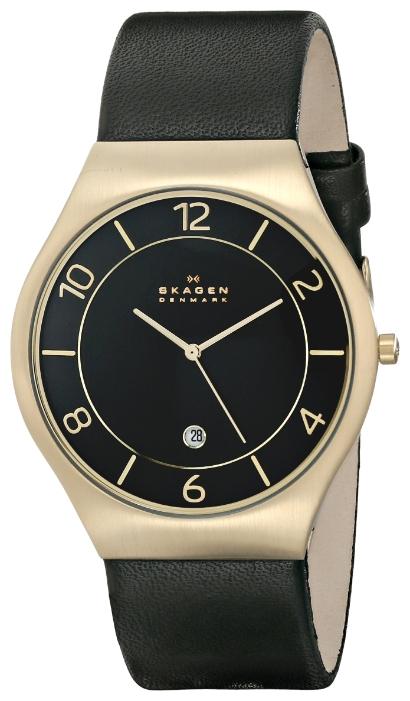 Skagen SKW6145 - мужские наручные часы из коллекции LeatherSkagen<br><br><br>Бренд: Skagen<br>Модель: Skagen SKW6145<br>Артикул: SKW6145<br>Вариант артикула: None<br>Коллекция: Leather<br>Подколлекция: None<br>Страна: Дания<br>Пол: мужские<br>Тип механизма: кварцевые<br>Механизм: None<br>Количество камней: None<br>Автоподзавод: None<br>Источник энергии: от батарейки<br>Срок службы элемента питания: None<br>Дисплей: стрелки<br>Цифры: арабские<br>Водозащита: WR 30<br>Противоударные: None<br>Материал корпуса: нерж. сталь, IP покрытие (полное)<br>Материал браслета: кожа<br>Материал безеля: None<br>Стекло: минеральное<br>Антибликовое покрытие: None<br>Цвет корпуса: None<br>Цвет браслета: None<br>Цвет циферблата: None<br>Цвет безеля: None<br>Размеры: 41 мм<br>Диаметр: None<br>Диаметр корпуса: None<br>Толщина: None<br>Ширина ремешка: None<br>Вес: None<br>Спорт-функции: None<br>Подсветка: None<br>Вставка: None<br>Отображение даты: число<br>Хронограф: None<br>Таймер: None<br>Термометр: None<br>Хронометр: None<br>GPS: None<br>Радиосинхронизация: None<br>Барометр: None<br>Скелетон: None<br>Дополнительная информация: None<br>Дополнительные функции: None