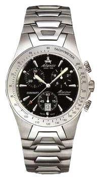 Atlantic 80475.41.61 - мужские наручные часы из коллекции MarinerAtlantic<br><br><br>Бренд: Atlantic<br>Модель: Atlantic 80475.41.61<br>Артикул: 80475.41.61<br>Вариант артикула: None<br>Коллекция: Mariner<br>Подколлекция: None<br>Страна: Швейцария<br>Пол: мужские<br>Тип механизма: кварцевые<br>Механизм: ETA 251.272<br>Количество камней: None<br>Автоподзавод: None<br>Источник энергии: от батарейки<br>Срок службы элемента питания: None<br>Дисплей: стрелки<br>Цифры: отсутствуют<br>Водозащита: WR 200<br>Противоударные: None<br>Материал корпуса: нерж. сталь<br>Материал браслета: не указан<br>Материал безеля: None<br>Стекло: сапфировое<br>Антибликовое покрытие: None<br>Цвет корпуса: None<br>Цвет браслета: None<br>Цвет циферблата: None<br>Цвет безеля: None<br>Размеры: 41x41 мм<br>Диаметр: None<br>Диаметр корпуса: None<br>Толщина: None<br>Ширина ремешка: None<br>Вес: None<br>Спорт-функции: секундомер<br>Подсветка: стрелок<br>Вставка: None<br>Отображение даты: число<br>Хронограф: есть<br>Таймер: None<br>Термометр: None<br>Хронометр: None<br>GPS: None<br>Радиосинхронизация: None<br>Барометр: None<br>Скелетон: None<br>Дополнительная информация: None<br>Дополнительные функции: None