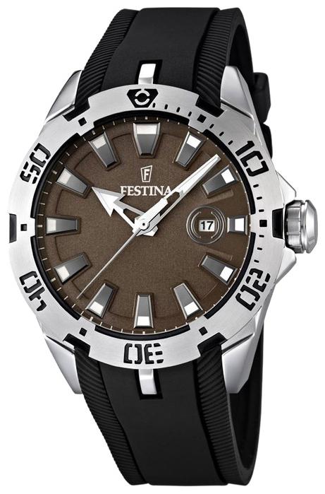 Festina F16671.3 - унисекс наручные часы из коллекции SportFestina<br><br><br>Бренд: Festina<br>Модель: Festina F16671/3<br>Артикул: F16671.3<br>Вариант артикула: None<br>Коллекция: Sport<br>Подколлекция: None<br>Страна: Испания<br>Пол: унисекс<br>Тип механизма: кварцевые<br>Механизм: None<br>Количество камней: None<br>Автоподзавод: None<br>Источник энергии: от батарейки<br>Срок службы элемента питания: None<br>Дисплей: стрелки<br>Цифры: отсутствуют<br>Водозащита: WR 50<br>Противоударные: None<br>Материал корпуса: нерж. сталь<br>Материал браслета: каучук<br>Материал безеля: None<br>Стекло: минеральное<br>Антибликовое покрытие: None<br>Цвет корпуса: None<br>Цвет браслета: None<br>Цвет циферблата: None<br>Цвет безеля: None<br>Размеры: 44 мм<br>Диаметр: None<br>Диаметр корпуса: None<br>Толщина: None<br>Ширина ремешка: None<br>Вес: None<br>Спорт-функции: None<br>Подсветка: стрелок<br>Вставка: None<br>Отображение даты: число<br>Хронограф: None<br>Таймер: None<br>Термометр: None<br>Хронометр: None<br>GPS: None<br>Радиосинхронизация: None<br>Барометр: None<br>Скелетон: None<br>Дополнительная информация: None<br>Дополнительные функции: None