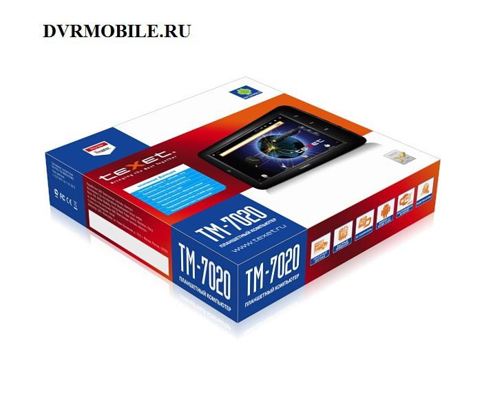 В россии начинаются продажи планшетного компьютера texet tm-1020 под управлением операционной системы android