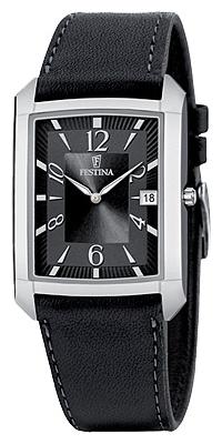 Festina F6748.3 - мужские наручные часы из коллекции ClassicFestina<br><br><br>Бренд: Festina<br>Модель: Festina F6748/3<br>Артикул: F6748.3<br>Вариант артикула: None<br>Коллекция: Classic<br>Подколлекция: None<br>Страна: Испания<br>Пол: мужские<br>Тип механизма: кварцевые<br>Механизм: M9U15<br>Количество камней: None<br>Автоподзавод: None<br>Источник энергии: от батарейки<br>Срок службы элемента питания: None<br>Дисплей: стрелки<br>Цифры: арабские<br>Водозащита: WR 30<br>Противоударные: None<br>Материал корпуса: нерж. сталь<br>Материал браслета: кожа<br>Материал безеля: None<br>Стекло: минеральное<br>Антибликовое покрытие: None<br>Цвет корпуса: None<br>Цвет браслета: None<br>Цвет циферблата: None<br>Цвет безеля: None<br>Размеры: 32 мм<br>Диаметр: None<br>Диаметр корпуса: None<br>Толщина: None<br>Ширина ремешка: None<br>Вес: None<br>Спорт-функции: None<br>Подсветка: стрелок<br>Вставка: None<br>Отображение даты: число<br>Хронограф: None<br>Таймер: None<br>Термометр: None<br>Хронометр: None<br>GPS: None<br>Радиосинхронизация: None<br>Барометр: None<br>Скелетон: None<br>Дополнительная информация: None<br>Дополнительные функции: None