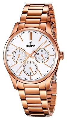 Festina F16816.1 - женские наручные часы из коллекции Boyfriend CollectionFestina<br><br><br>Бренд: Festina<br>Модель: Festina F16816/1<br>Артикул: F16816.1<br>Вариант артикула: None<br>Коллекция: Boyfriend Collection<br>Подколлекция: None<br>Страна: Испания<br>Пол: женские<br>Тип механизма: кварцевые<br>Механизм: M6P29<br>Количество камней: None<br>Автоподзавод: None<br>Источник энергии: от батарейки<br>Срок службы элемента питания: None<br>Дисплей: стрелки<br>Цифры: отсутствуют<br>Водозащита: WR 50<br>Противоударные: None<br>Материал корпуса: нерж. сталь, PVD покрытие (полное)<br>Материал браслета: нерж. сталь, PVD покрытие (полное)<br>Материал безеля: None<br>Стекло: минеральное<br>Антибликовое покрытие: None<br>Цвет корпуса: None<br>Цвет браслета: None<br>Цвет циферблата: None<br>Цвет безеля: None<br>Размеры: 36 мм<br>Диаметр: None<br>Диаметр корпуса: None<br>Толщина: None<br>Ширина ремешка: None<br>Вес: None<br>Спорт-функции: None<br>Подсветка: стрелок<br>Вставка: None<br>Отображение даты: число, день недели<br>Хронограф: None<br>Таймер: None<br>Термометр: None<br>Хронометр: None<br>GPS: None<br>Радиосинхронизация: None<br>Барометр: None<br>Скелетон: None<br>Дополнительная информация: None<br>Дополнительные функции: None