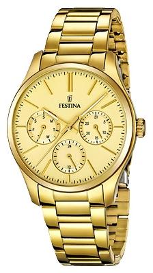 Festina F16815.2 - женские наручные часы из коллекции Boyfriend CollectionFestina<br><br><br>Бренд: Festina<br>Модель: Festina F16815/2<br>Артикул: F16815.2<br>Вариант артикула: None<br>Коллекция: Boyfriend Collection<br>Подколлекция: None<br>Страна: Испания<br>Пол: женские<br>Тип механизма: кварцевые<br>Механизм: M6P29<br>Количество камней: None<br>Автоподзавод: None<br>Источник энергии: от батарейки<br>Срок службы элемента питания: None<br>Дисплей: стрелки<br>Цифры: отсутствуют<br>Водозащита: WR 50<br>Противоударные: None<br>Материал корпуса: нерж. сталь, PVD покрытие (полное)<br>Материал браслета: нерж. сталь, PVD покрытие (полное)<br>Материал безеля: None<br>Стекло: минеральное<br>Антибликовое покрытие: None<br>Цвет корпуса: None<br>Цвет браслета: None<br>Цвет циферблата: None<br>Цвет безеля: None<br>Размеры: 36.3 мм<br>Диаметр: None<br>Диаметр корпуса: None<br>Толщина: None<br>Ширина ремешка: None<br>Вес: None<br>Спорт-функции: None<br>Подсветка: стрелок<br>Вставка: None<br>Отображение даты: число, день недели<br>Хронограф: None<br>Таймер: None<br>Термометр: None<br>Хронометр: None<br>GPS: None<br>Радиосинхронизация: None<br>Барометр: None<br>Скелетон: None<br>Дополнительная информация: None<br>Дополнительные функции: None