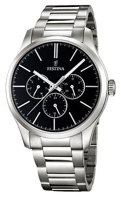 Festina F16810.2 - женские наручные часы из коллекции Boyfriend CollectionFestina<br><br><br>Бренд: Festina<br>Модель: Festina F16810/2<br>Артикул: F16810.2<br>Вариант артикула: None<br>Коллекция: Boyfriend Collection<br>Подколлекция: None<br>Страна: Испания<br>Пол: женские<br>Тип механизма: кварцевые<br>Механизм: M6P29<br>Количество камней: None<br>Автоподзавод: None<br>Источник энергии: от батарейки<br>Срок службы элемента питания: None<br>Дисплей: стрелки<br>Цифры: отсутствуют<br>Водозащита: WR 50<br>Противоударные: None<br>Материал корпуса: нерж. сталь<br>Материал браслета: нерж. сталь<br>Материал безеля: None<br>Стекло: минеральное<br>Антибликовое покрытие: None<br>Цвет корпуса: None<br>Цвет браслета: None<br>Цвет циферблата: None<br>Цвет безеля: None<br>Размеры: 43.8 мм<br>Диаметр: None<br>Диаметр корпуса: None<br>Толщина: None<br>Ширина ремешка: None<br>Вес: None<br>Спорт-функции: None<br>Подсветка: стрелок<br>Вставка: None<br>Отображение даты: число, день недели<br>Хронограф: None<br>Таймер: None<br>Термометр: None<br>Хронометр: None<br>GPS: None<br>Радиосинхронизация: None<br>Барометр: None<br>Скелетон: None<br>Дополнительная информация: None<br>Дополнительные функции: None