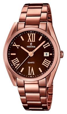 Festina F16791.2 - женские наручные часы из коллекции Boyfriend CollectionFestina<br><br><br>Бренд: Festina<br>Модель: Festina F16791/2<br>Артикул: F16791.2<br>Вариант артикула: None<br>Коллекция: Boyfriend Collection<br>Подколлекция: None<br>Страна: Испания<br>Пол: женские<br>Тип механизма: кварцевые<br>Механизм: M2115<br>Количество камней: None<br>Автоподзавод: None<br>Источник энергии: от батарейки<br>Срок службы элемента питания: None<br>Дисплей: стрелки<br>Цифры: римские<br>Водозащита: WR 50<br>Противоударные: None<br>Материал корпуса: нерж. сталь, полное покрытие корпуса<br>Материал браслета: нерж. сталь, полное дополнительное покрытие<br>Материал безеля: None<br>Стекло: минеральное<br>Антибликовое покрытие: None<br>Цвет корпуса: None<br>Цвет браслета: None<br>Цвет циферблата: None<br>Цвет безеля: None<br>Размеры: 37 мм<br>Диаметр: None<br>Диаметр корпуса: None<br>Толщина: None<br>Ширина ремешка: None<br>Вес: None<br>Спорт-функции: None<br>Подсветка: None<br>Вставка: None<br>Отображение даты: число<br>Хронограф: None<br>Таймер: None<br>Термометр: None<br>Хронометр: None<br>GPS: None<br>Радиосинхронизация: None<br>Барометр: None<br>Скелетон: None<br>Дополнительная информация: None<br>Дополнительные функции: None