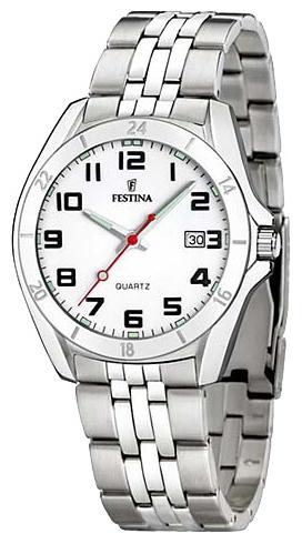 Festina F16278.7 - мужские наручные часы из коллекции SportFestina<br><br><br>Бренд: Festina<br>Модель: Festina F16278/7<br>Артикул: F16278.7<br>Вариант артикула: None<br>Коллекция: Sport<br>Подколлекция: None<br>Страна: Испания<br>Пол: мужские<br>Тип механизма: кварцевые<br>Механизм: MGM10<br>Количество камней: None<br>Автоподзавод: None<br>Источник энергии: от батарейки<br>Срок службы элемента питания: None<br>Дисплей: стрелки<br>Цифры: арабские<br>Водозащита: WR 100<br>Противоударные: None<br>Материал корпуса: нерж. сталь<br>Материал браслета: нерж. сталь<br>Материал безеля: None<br>Стекло: минеральное<br>Антибликовое покрытие: None<br>Цвет корпуса: None<br>Цвет браслета: None<br>Цвет циферблата: None<br>Цвет безеля: None<br>Размеры: 38 мм<br>Диаметр: None<br>Диаметр корпуса: None<br>Толщина: None<br>Ширина ремешка: None<br>Вес: None<br>Спорт-функции: None<br>Подсветка: стрелок<br>Вставка: None<br>Отображение даты: число<br>Хронограф: None<br>Таймер: None<br>Термометр: None<br>Хронометр: None<br>GPS: None<br>Радиосинхронизация: None<br>Барометр: None<br>Скелетон: None<br>Дополнительная информация: дополнительная шкала от 13 до 24 часов<br>Дополнительные функции: None