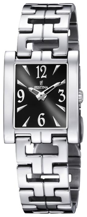 Festina F16364.2 - женские наручные часы из коллекции ClassicFestina<br><br><br>Бренд: Festina<br>Модель: Festina F16364/2<br>Артикул: F16364.2<br>Вариант артикула: None<br>Коллекция: Classic<br>Подколлекция: None<br>Страна: Испания<br>Пол: женские<br>Тип механизма: кварцевые<br>Механизм: M1L22<br>Количество камней: None<br>Автоподзавод: None<br>Источник энергии: от батарейки<br>Срок службы элемента питания: None<br>Дисплей: стрелки<br>Цифры: арабские<br>Водозащита: WR 30<br>Противоударные: None<br>Материал корпуса: нерж. сталь<br>Материал браслета: нерж. сталь<br>Материал безеля: None<br>Стекло: минеральное<br>Антибликовое покрытие: None<br>Цвет корпуса: None<br>Цвет браслета: None<br>Цвет циферблата: None<br>Цвет безеля: None<br>Размеры: 24 мм<br>Диаметр: None<br>Диаметр корпуса: None<br>Толщина: None<br>Ширина ремешка: None<br>Вес: None<br>Спорт-функции: None<br>Подсветка: None<br>Вставка: None<br>Отображение даты: None<br>Хронограф: None<br>Таймер: None<br>Термометр: None<br>Хронометр: None<br>GPS: None<br>Радиосинхронизация: None<br>Барометр: None<br>Скелетон: None<br>Дополнительная информация: None<br>Дополнительные функции: None